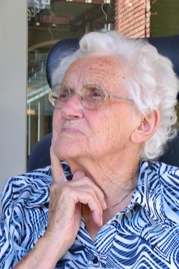 Griet Silkens Verstappen (1916-2012)